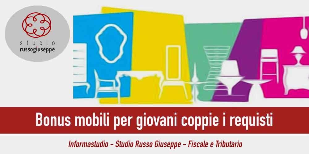 Bonus mobili per giovani coppie con requisti elastici - I televisori rientrano nel bonus mobili ...